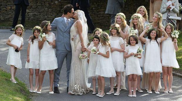 ślub Kate Moss Przebiła Middleton Zdjęcie Nr 4