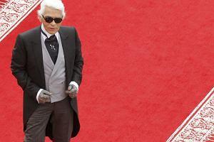 Kontrowersyjny Karl Lagerfeld