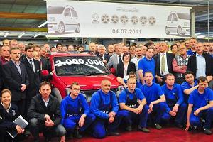 2-milionowy Fiat Panda z Polski
