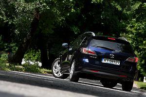 Mazda 6 2.2 MZR-CD - test | Za kierownic�