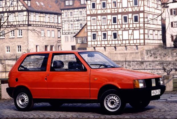Fiat Uno (1983-2002) - opinie Moto.pl