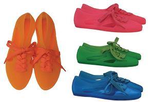 Plastikowe buty F-Troupe