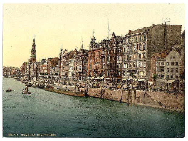 Zdjęcie numer 27 w galerii - Niemieckie miasta pod koniec XIX w. A wśród nich Gdańsk, Szczecin i Wrocław [ZDJĘCIA]