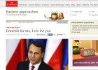 The Economist: Reputacja Sikorskiego w strz�pach. Zwyci�zc� jest Putin