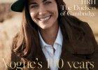 Księżna Kate na okładce jubileuszowego Vogue'a. Słynne pismo modowe obchodzi setne urodziny