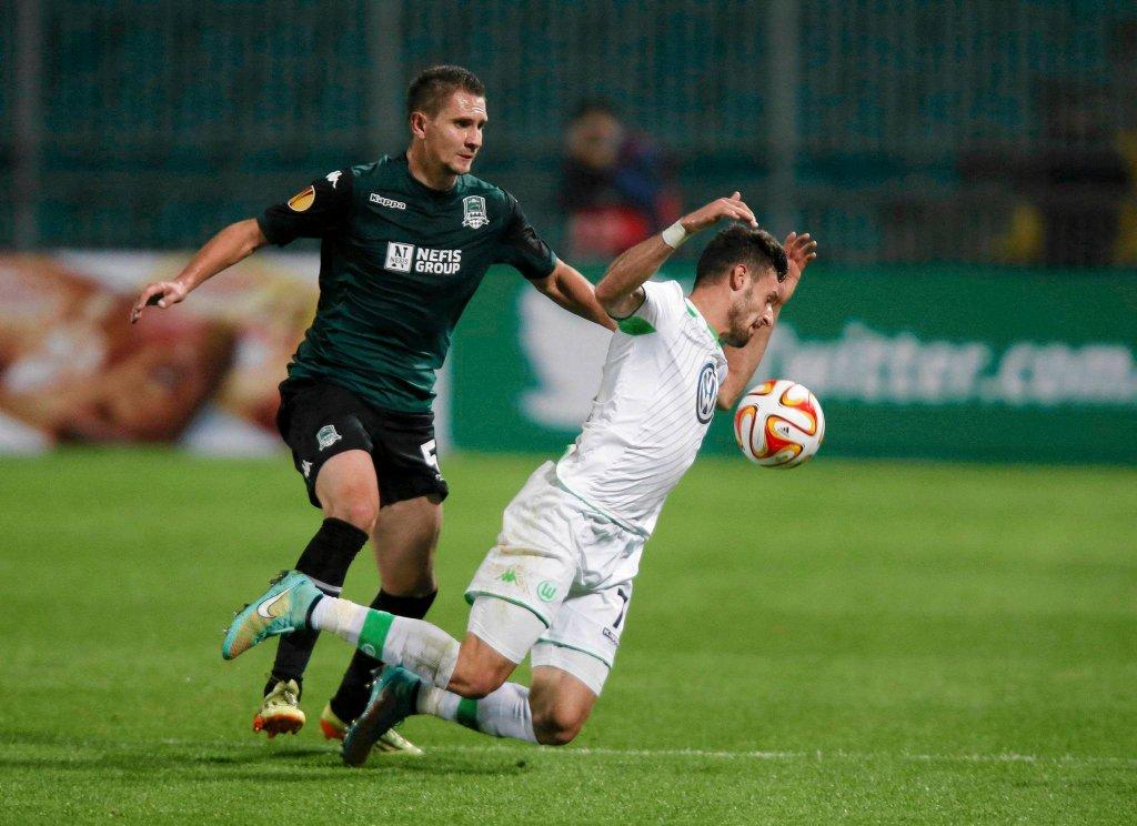 Artur Jędrzejczyk występuje w FK Krasnodar