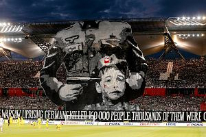 UEFA ukarała Legię, ale nie za powstańczą oprawę. Klub musi zapłacić 35 tys. euro