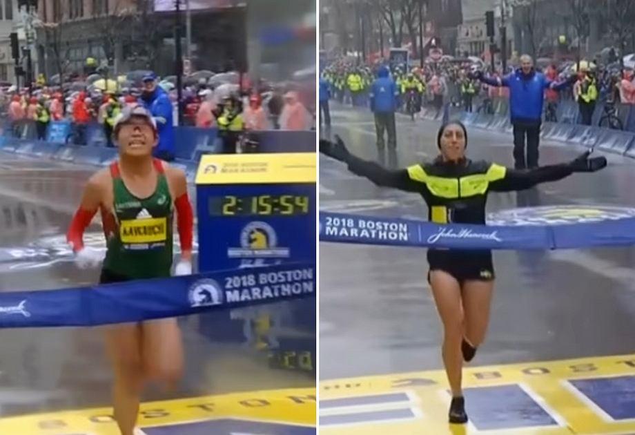 Boeton Marathon 2018
