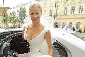 Ślub Małgorzaty Kożuchowskiej i Bartłomieja Wróblewskiego