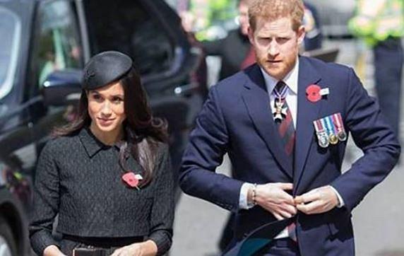 Meghan i książę Harry