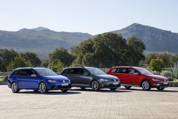 Volkswagen Golf Variant | Ceny w Polsce | Alltrack, GTD i R wycenione