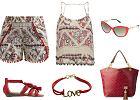 Total looki we wzory - trzy modne propozycje inspirowane folkiem