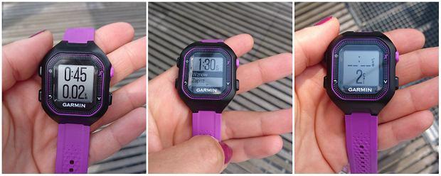 Garmin Forerunner 25 - bieganie z pulsometrem dla biegaczy na różnym poziomie