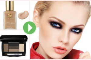 Makija� na Sylwestra: smokey eyes