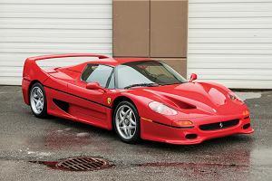 Aukcje | Mike Tyson sprzedaje Ferrari F50