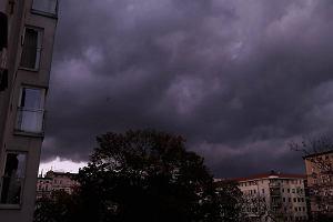 Silna wichura we Wrocławiu i na Dolnym Śląsku. Orkan Ksawery nad Polską