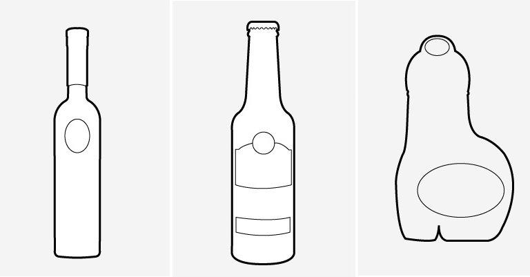 Jest pi�tek wi�c... Rozpoznasz, kt�ry to alkohol po obrysie jego butelki? Nasz nowiutki quiz