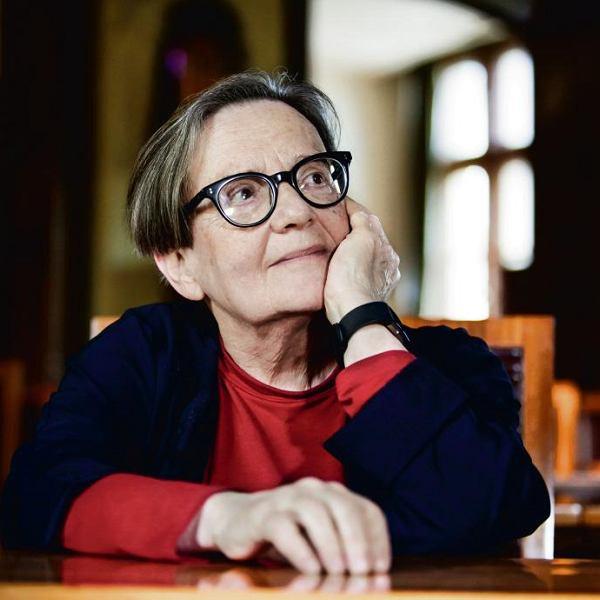Agnieszka Holland: Feministka w obiegowej opinii to była kobieta samotna, nienawidząca mężczyzn. A my przecież mężczyzn kochamy