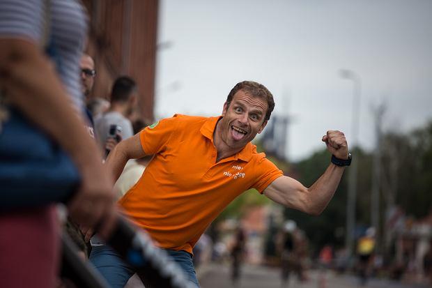 Marcin Konieczny - Mkon dopinguje nam na trasie