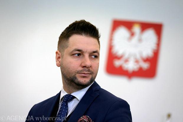 Zdjęcie numer 2 w galerii - Patryk Jaki starł się z Moniką Olejnik. Poszło o ustawę o IPN.