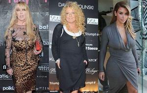 Kim Kardashian, Magda Gessler, Maryla Rodowicz
