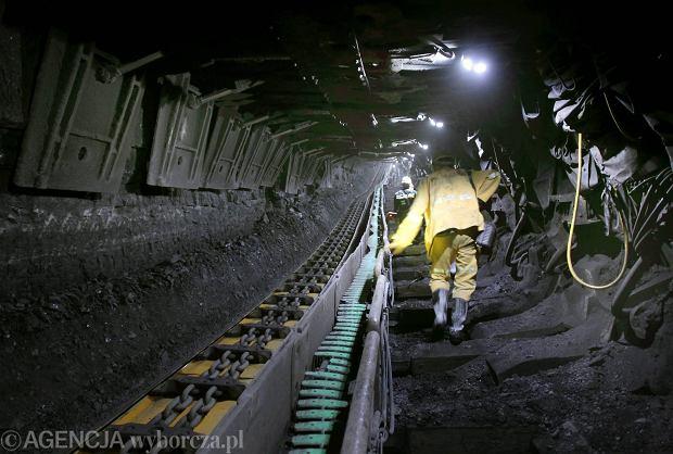 Górnicy bronią kopalni Wujek-Śląsk
