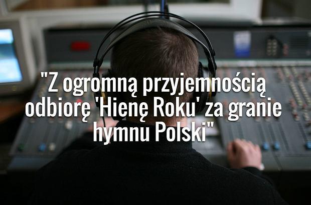 Kamil D�browa o krytyce akcji radiowej Jedynki