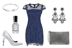 Koronkowe sukienki na lato - propozycje stylizacji
