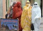 Poradnik Państwa Islamskiego dla kobiet: Wyjść za mąż w wieku 9 lat, oglądać świat zza zasłony