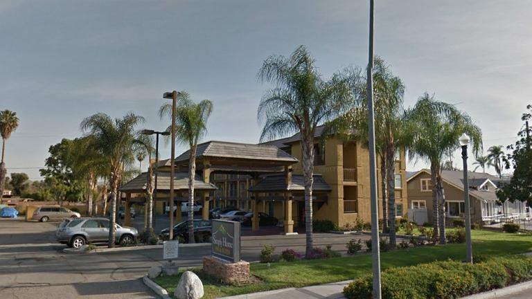Hotel, w którym miało dojść do molestowania