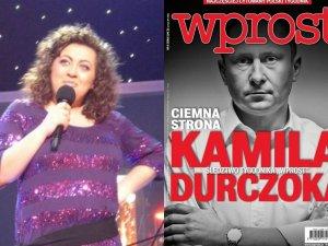 El�bieta Wycech, Kamil Durczok