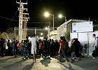 Pożar w obozie dla uchodźców na wyspie Lesbos. Ewakuowano około 4 tysięcy osób