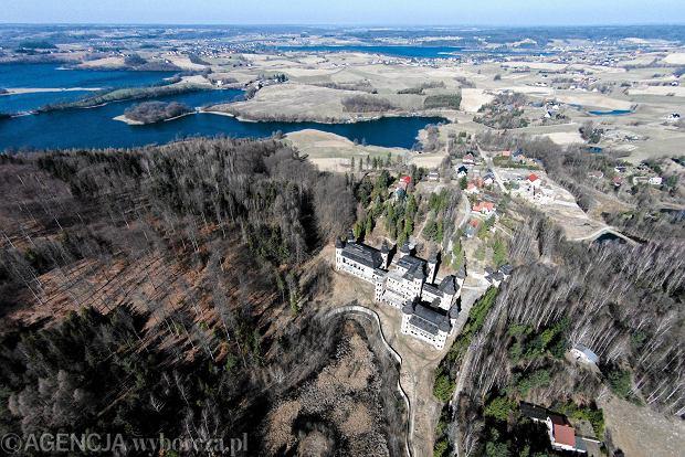 Niesamowite miejsce. Czy na Kaszubach powstanie zamek Harry'ego Pottera?