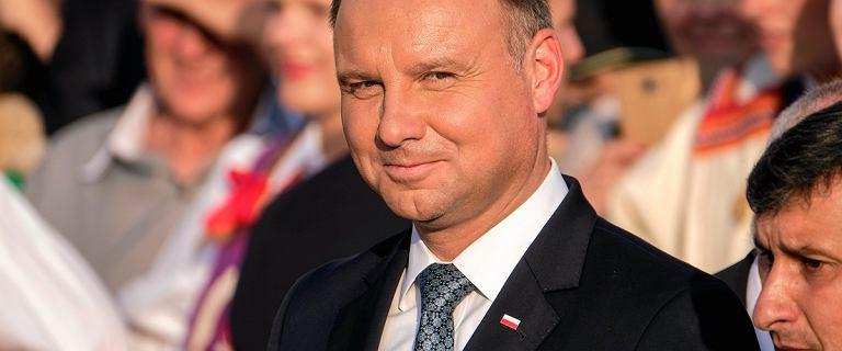 Andrzej Duda odpowiada sędziom z Krakowa: Pokazują stan niewiedzy, to jest żenujące