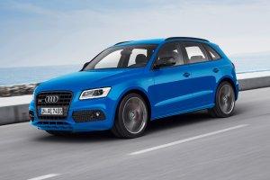 Audi SQ5 TDI plus | Mocy przybywaj