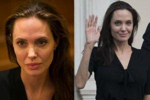 Angelina Jolie spotka�a si� w �rod� z premierem Grecji, z kt�rym rozmawia�a o trudnej sytuacji uchod�c�w. Aktorka ju� przyzwyczai�a nas do tego, �e wygl�da niezwykle szczup�o, ale ka�de jej kolejne zdj�cia niepokoj� nas coraz bardziej.