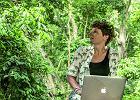 W sercu dżungli, z widokiem na pole ryżowe i poranną jogą. Cyfrowe nomadki pracują skąd chcą i żyją jak królowe