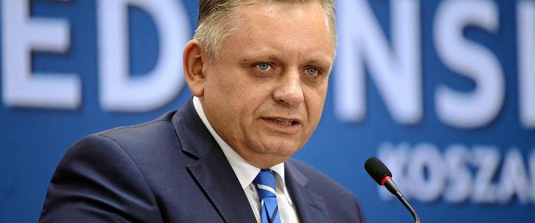 Wybory samorządowe 2018. Prezydent Koszalina do kandydata PiS: ''Biedny jesteś''. Ten żąda przeprosin