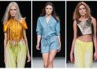 Eva Minge na Fashion Week Poland: zobacz, jak projektantka promuje swoj� sieciow� mark� FEMESTAGE