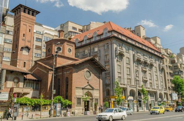 Bukareszt, Rumunia / fot. Shutterstock