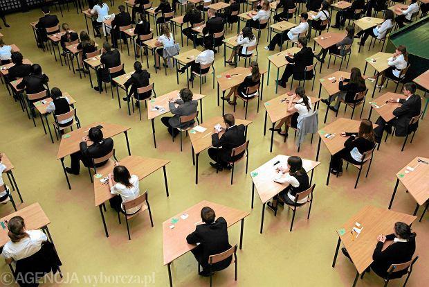 Wyniki egzaminu gimnazjalnego 2016. Najgorzej posz�a matematyka