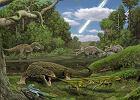 Prehistoryczna jaszczurka nazwana na cze�� Obamy