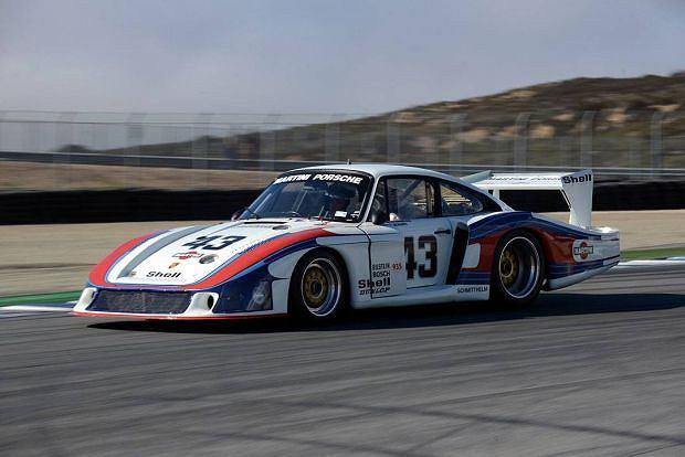 "Porsche 911 ""Moby dick"""