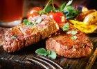 Rumsztyk - dietetyczna potrawa czy niezdrowe, t�uste danie?