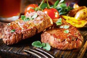Rumsztyk - dietetyczna potrawa czy niezdrowe, tłuste danie?