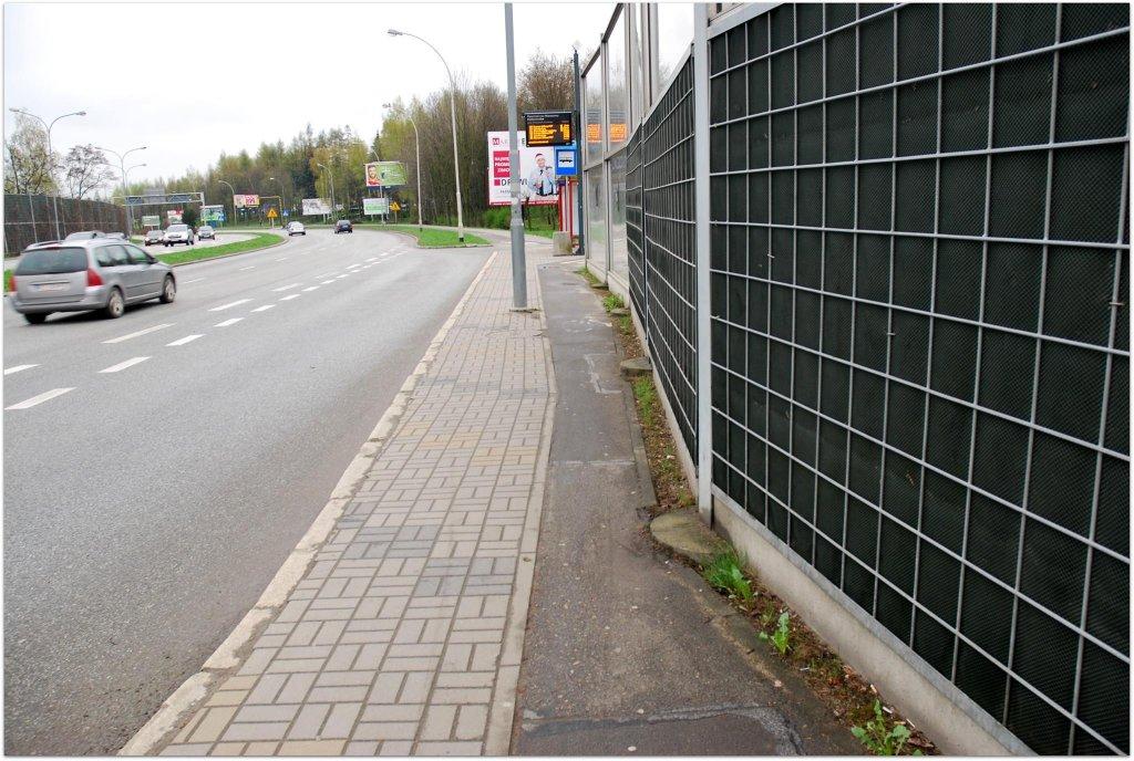 50 cm drogi dla rowerów