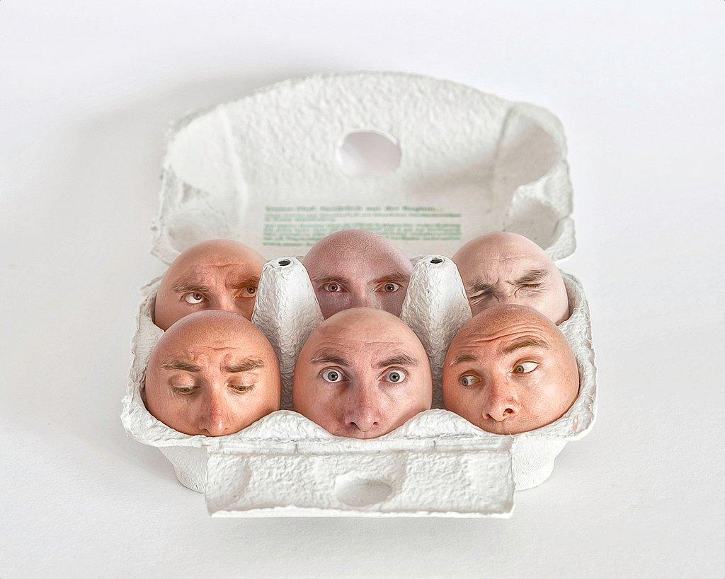 To, w jaki sposób przyrządzasz jajka, świadczy o Twojej osobowości