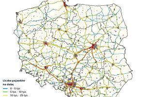 Autostrady w poprzek i autostrady wzdłuż. Które bardziej potrzebne Polakom?