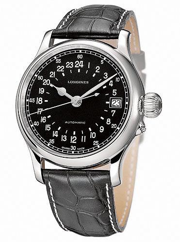 Hit: zegarki dla pilotów, moda męska, zegarki, Longines Twenty-Four Hours. Cena: od 9810 zł