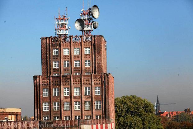 Muzeum Poczty i Telekomunikacji we Wrocławiu znajduje się w budynku Poczty Głównej